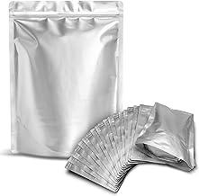 Mylar Aluminum Moisture Static Proof Bags Long Term Food Storage 10*15cm