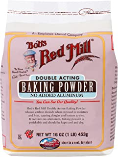 Best baking powder without sodium aluminum sulfate Reviews