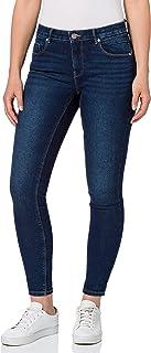 ONLY dames Jeans Onldaisy Life Reg Push Up Sk Ank Pim