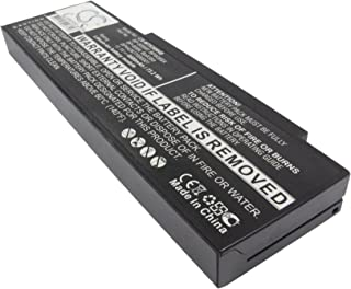 CameronSino Replacement Battery for Advent Notebook/Laptop 8089P, 8389, 8889