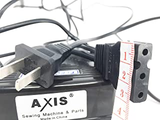 AXIS Electronic Foot Control with Cord 369434003, 419451-003 Serger Sewing Machine Singer Foot Pedal Variable Speed Controller Replacement