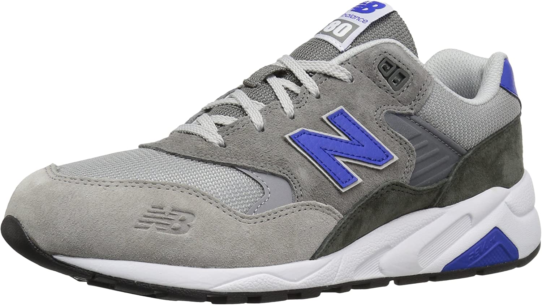 New Balance Mens 580 Fashion Sneaker - Lost Classics Pack Fashion Sneaker