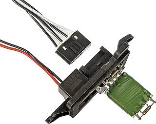 Dorman 973-405 Chevrolet/GMC Blower Motor Resistor and Harness Kit