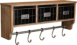 Best towel rack with shelf and hooks Reviews