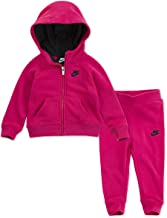 Nike Children's Apparel Girls' Toddler Hoodie and Joggers 2-Piece Set
