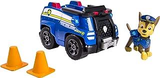 Paw Patrol Chase's Cruiser, Vehicle & Figure