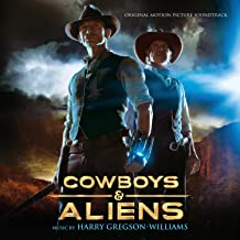 cowboys and aliens soundtrack