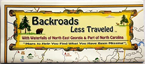 back roads less traveled maps