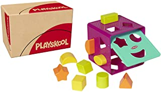 Playskool Form Fitter, Shape Sorter: Ages from 18 months: Classic Toy Provides Opportunities for Baby and Toddler to Pract...