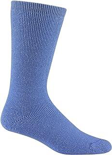 Wigwam Men's 40 Below Heavyweight Boot Socks, Grey Twist, Large with a Helicase brand sock ring