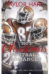 Hot Christmas Football Romances: 3 Clean Holiday Collection (Last Play Christmas Romances) Kindle Edition