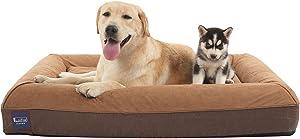 Laifug Orthopedic Memory Foam Bed Dog Couch