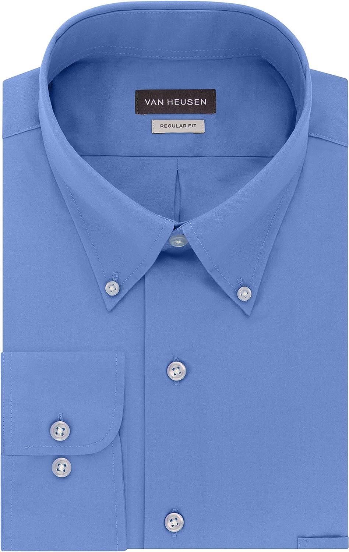 Van Heusen - Silky Poplin Shirt - 13V0113