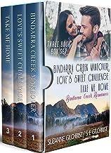 Bindarra Creek Romances - 3 Book Box Set Vol 1 (Bindarra Creek Small Town Sweet Romances)