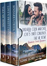 Bindarra Creek Romances - 3 Book Box Set Vol 1 (Bindarra Creek Small Town Sweet Romances)