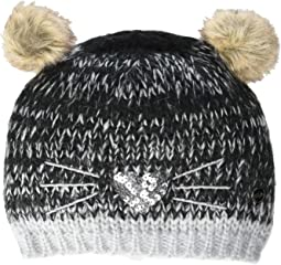 Teddy Beanie (Toddler/Little Kids)