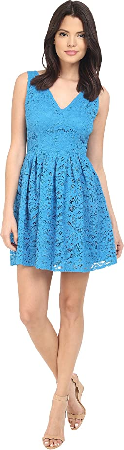 Kerry Lace V-Neck Dress