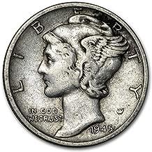 1945 micro s dime