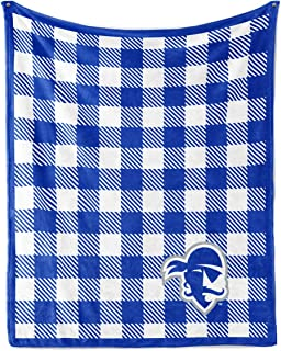 seton hall blanket