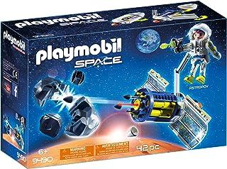Playmobil Satellite Meteoroid Laser