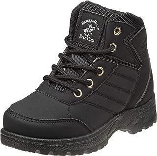 Boys' Lace Up Rugged Hiking Boots (Little Boy/Big Boy)