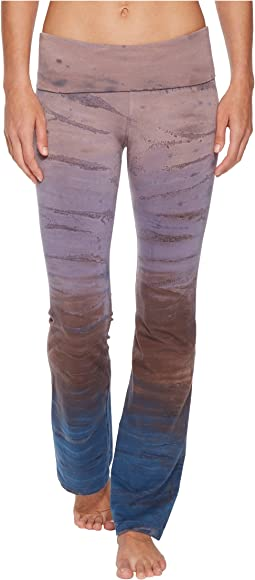 Hard Tail - Rolldown Bootleg Flare Pants