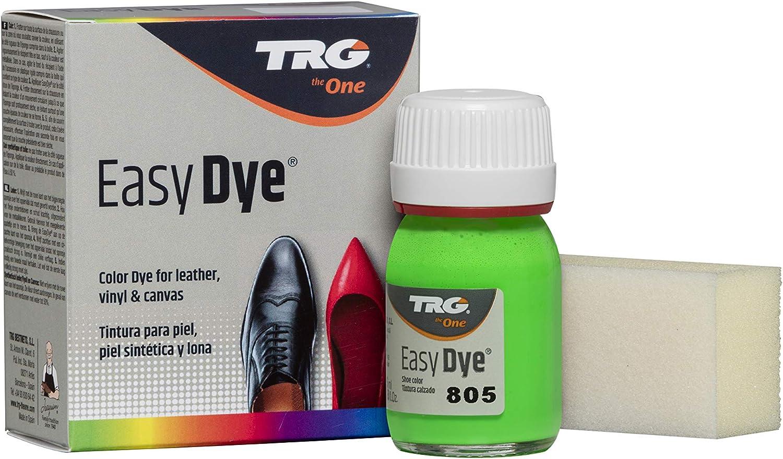 TRG Easy Dye para cuero y lienzo, colores neón