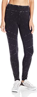Marc New York Performance Women's Seamed Mineral Wash Long Legging