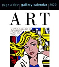 Art Page-A-Day Gallery Calendar 2020 [6.25