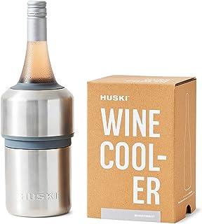 Huski Wine Cooler | Premium Iceless Wine Chiller | Keeps Wine Cold up to 6 Hours | Award Winning Design | New Wine Accesso...