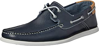 Wild Rhino Men's Bentley Boat Shoes