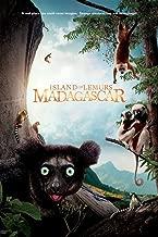 Tomorrow sunny Island of Lemurs Madagascar Movie Silk Poster Bedroom Wall Decor 24*36inch