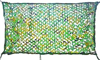 YoiYee - Red de camuflaje para decoración de jardín, camping, sombrilla, etc. Tamaño: 1 m x 2 m.