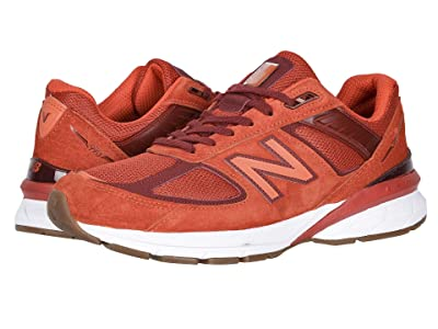 New Balance 990v5 (Molten Lava/Fireball) Men