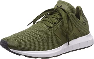 Adidas Swift Run, Zapatillas de Gimnasia para Hombre, Verde