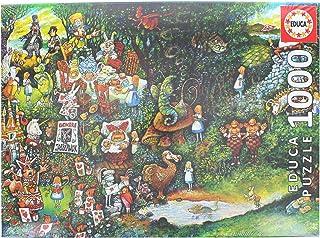Educa 1000pc Puzzle Alice in Wonderland
