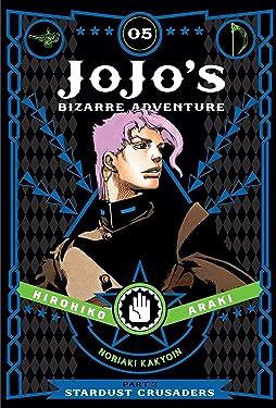 JoJo's Bizarre Adventure: Part 3--Stardust Crusaders, Vol. 5 (5)
