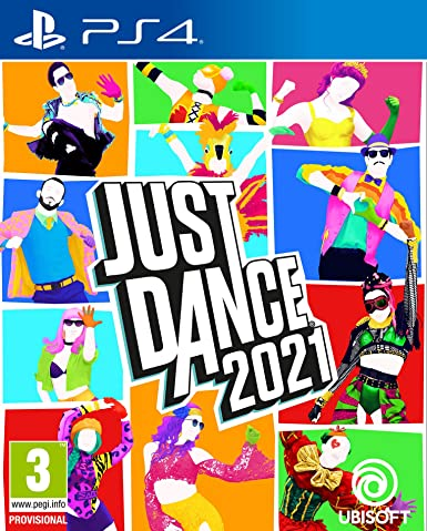Amazon.nl-Just Dance 2021 - PS4-aanbieding