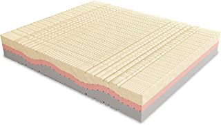 Baldiflex Sweet Armony–Colchón de Matrimonio Memory Memory Foam 3Capas 160x 190x 25cm–RIV. Silver Safe–Cojín no Incluidas