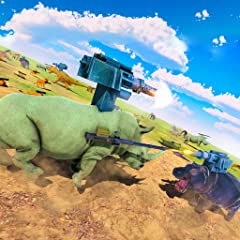 Beast Animal Kingdom Battle: Epic Battle Features: Addictive Missions of Epic War Games! Amazing WAR Environment to adore wild animal simulator! Great 3D Graphics for war Simulator! Realistic Explosive Sounds of Savanna Animal Kingdom Game! Smooth an...