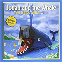 Jonah and the Whale: The Brick Bible for Kids by Brendan Powell Smith (30-Dec-2014) Paperback