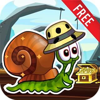 Snail Bob Candy Hero
