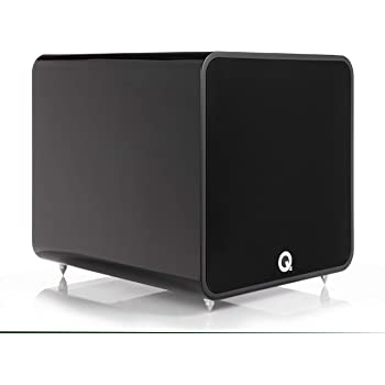 Q Acoustics Q B12 Subwoofer (Gloss Black)