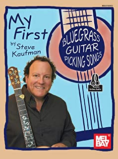 My First Bluegrass Guitar Picking Songs (English Edition)