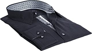 Pavone Men's Dress SHirt