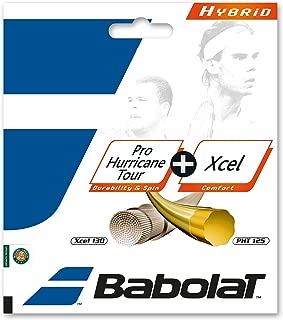 Babolat Pro Hurricane Tour 16 / Xcel 16 Hybrid Tennis String
