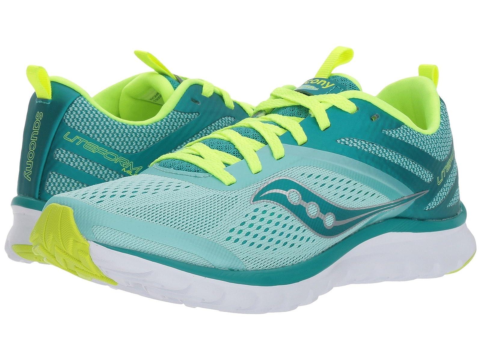 Saucony Liteform MilesAtmospheric grades have affordable shoes