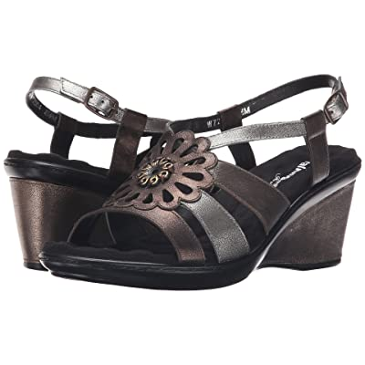 Walking Cradles Lindsey (Metallic Multi) Women