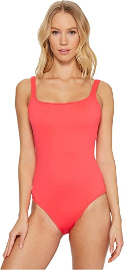 Polo Ralph Lauren - Modern Solids Martinique One-Piece