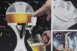 InnovaGoods | Ball Dispensador de cerveza refrigerante, PMMA